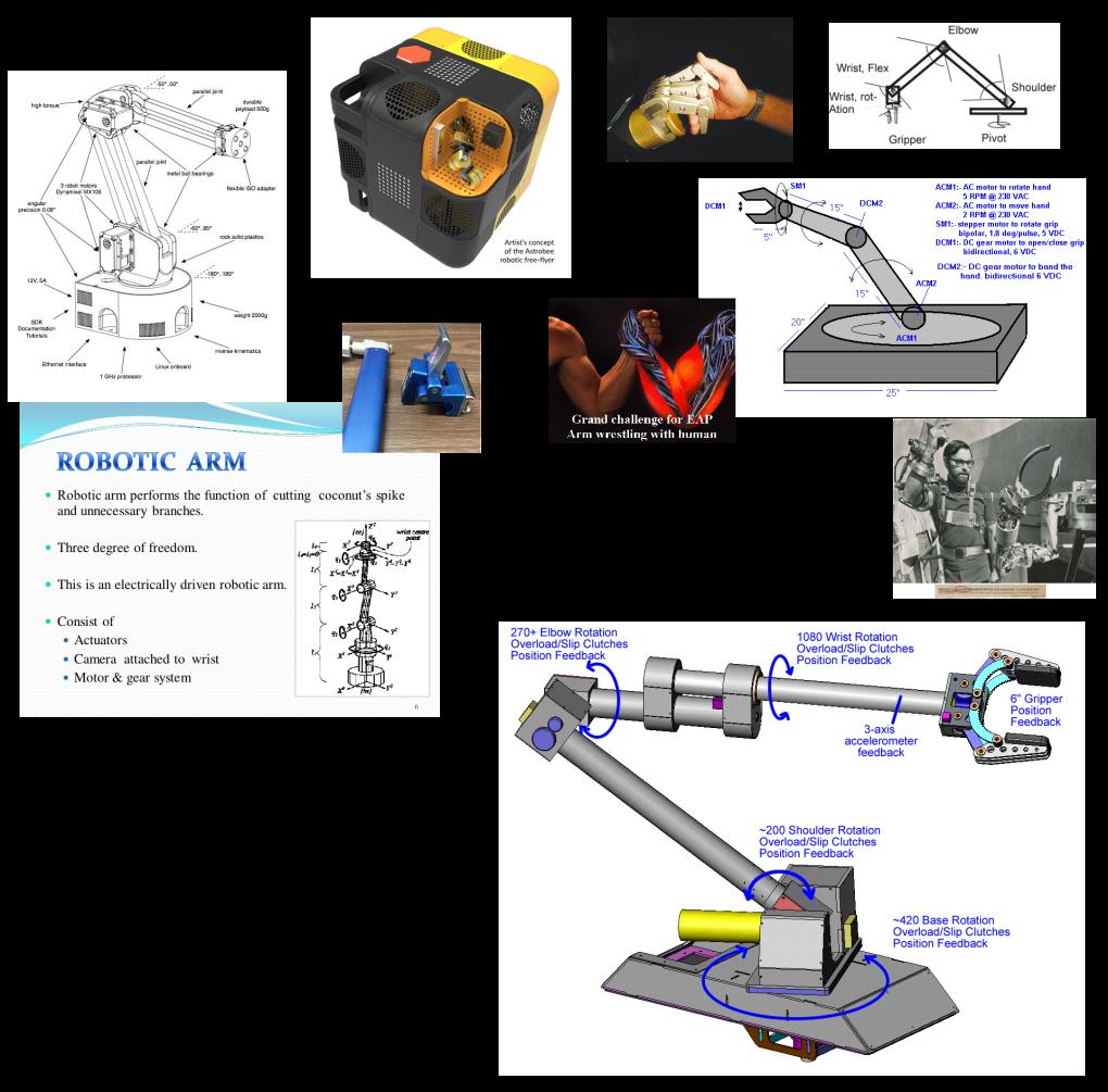 NASA Robotic Arm Concept Board, Concept Design, Sister Circuit, Jade Johnson, UX Designer, UI Designer, Information Architect, Storyboarding